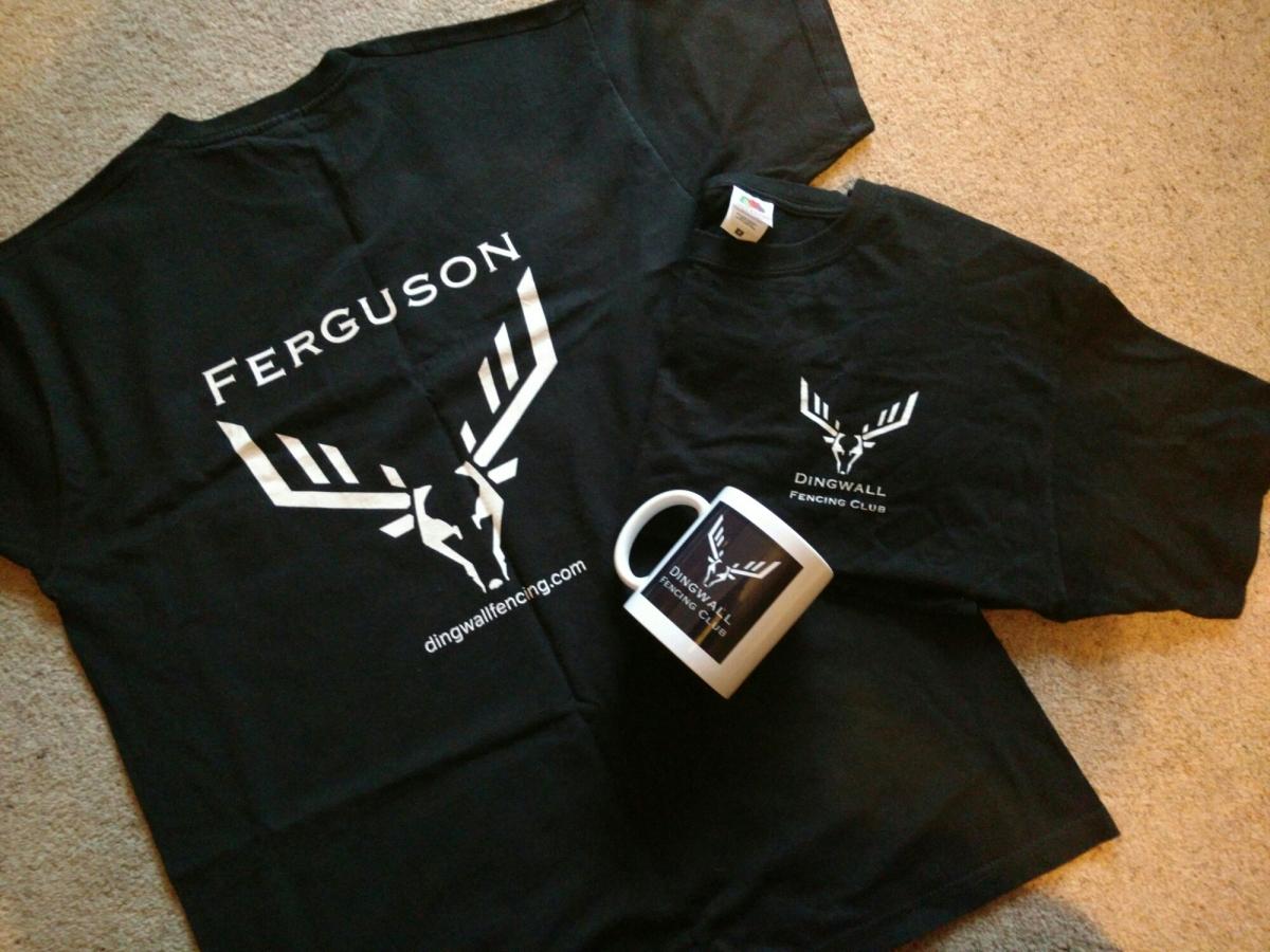 Dingwall Fencing ClubMerchandise!